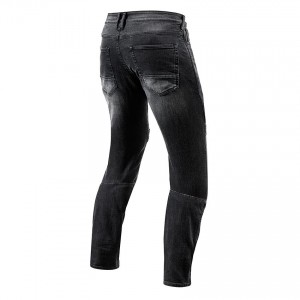 PANTALON JEANS REV'IT MOTO TF BLACK SHORT