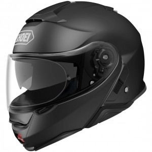 CASCO SHOEI NEOTEC 2 MATT BLACK
