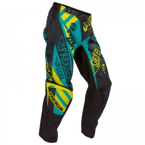 PANTALON SHOT BANDANA MINT/LIME