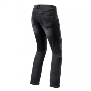 PANTALON JEANS REV'IT MOTO TF LADIES BLACK