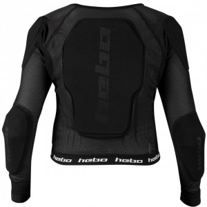 PROTECCION HEBO DEFENDER PAD JUNIOR BLACK