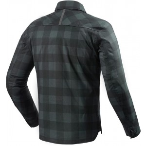 SOBRECAMISA REV'IT BISON BLACK-GREY