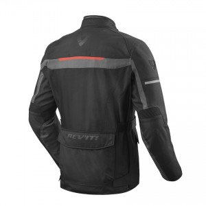 CHAQUETA REV'IT SAFARI 3 BLACK-ANTHRACITE