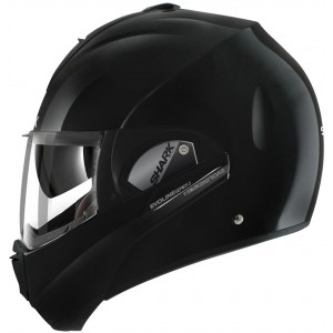 CASCO SHARK EVOLINE S3 UNI BLK
