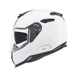 CASCO NEXX SX.100 PLAIN WHITE ARTIC