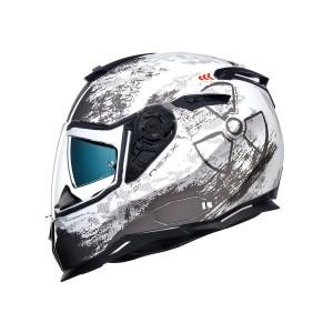 CASCO NEXX SX.100 TOXIC WHITE