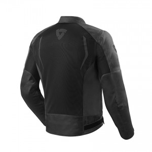 CHAQUETA REV'IT TORQUE BLACK