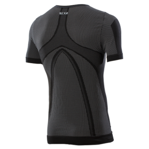 CAMISETA SIX2 TS1L MC BLACK CARBON
