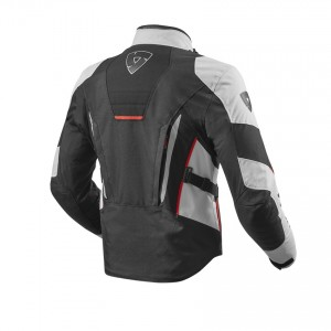 CHAQUETA REV'IT VAPOR 2 SILVER-BLACK