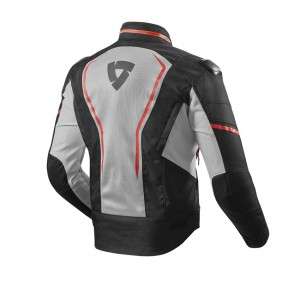 CHAQUETA REV'IT VERTEX AIR BLACK-RED