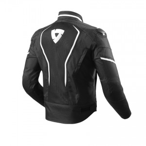CHAQUETA REV'IT VERTEX AIR BLACK-WHITE