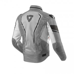 CHAQUETA REV'IT VERTEX AIR LIGTH GREY-BLACK