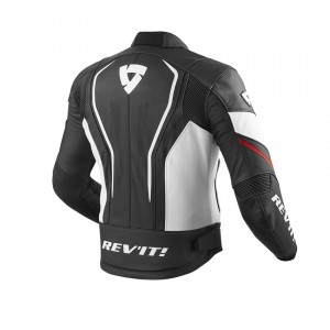 CHAQUETA REV'IT VERTEX GT BLACK-RED