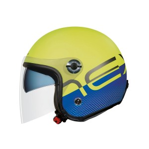 CASCO NEXX X.70 CITY-X NEON YELLOW/BLUE MT
