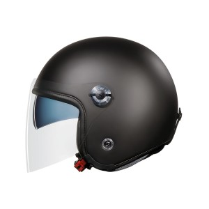 CASCO NEXX X.70 PLAIN BLACK MT
