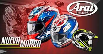 Cascos Arai - Motosprint.com