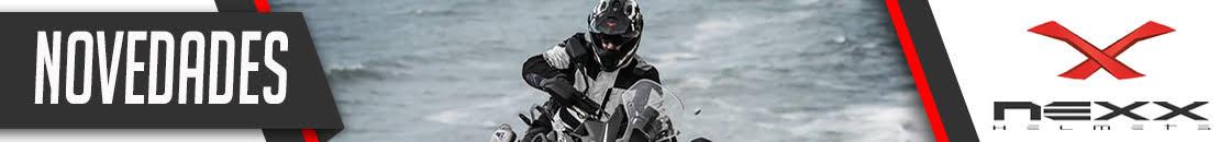Novedades Nexx 2019 - Motosprint.com