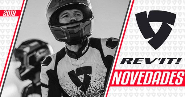 Descubre las últimas novedades de la marca Rev'it!