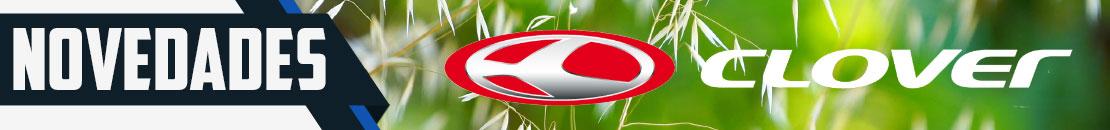 Novedades Clover 2020 - Motosprint.com