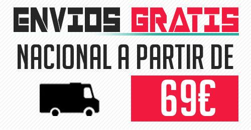 Promoción Envío GRATIS en pedidos de más de 69€